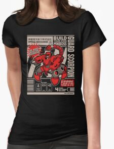 Build Your Boss - Guard Scorpion Womens Fitted T-Shirt