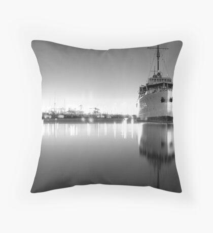 Naval Throw Pillow