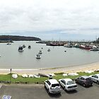 Ulladulla Harbour by GeorgeOne