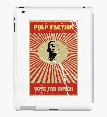 Pulp Faction - Butch iPad Case/Skin