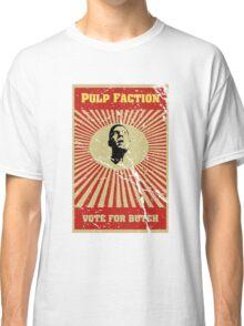 Pulp Faction - Butch Classic T-Shirt