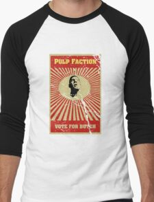 Pulp Faction - Butch Men's Baseball ¾ T-Shirt