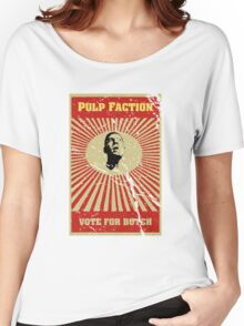 Pulp Faction - Butch Women's Relaxed Fit T-Shirt