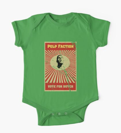 Pulp Faction - Butch One Piece - Short Sleeve