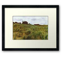 Church Nova Scotia 1981 Framed Print