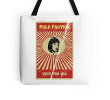 Pulp Faction - Mia Tote Bag