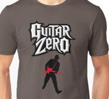 G U I T A R  Z E R O Unisex T-Shirt