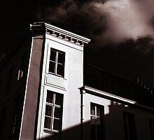seven oclock shadow by ragman