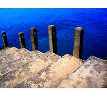 The five pillars of life Photographic Print