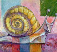 Snail by Filip Mihail