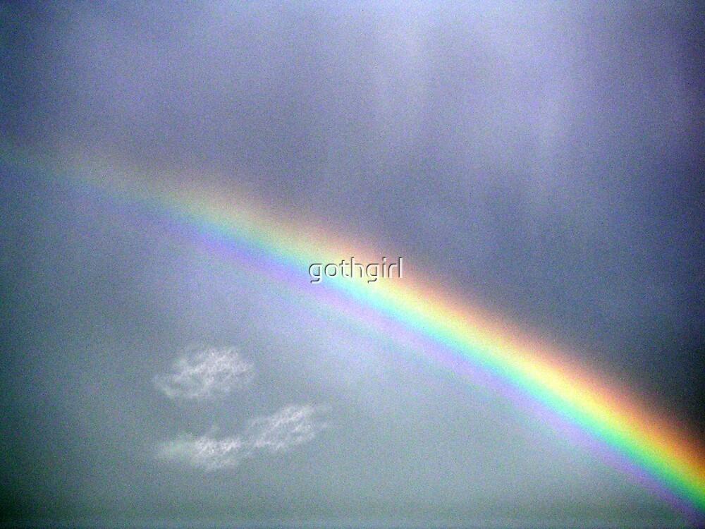 Rainbow by gothgirl