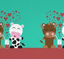 Milkshake Love by notDaisy