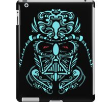 Darth Vader Blue iPad Case/Skin