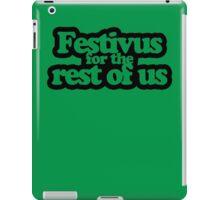 Festivus iPad Case/Skin