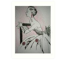 1940 image Art Print