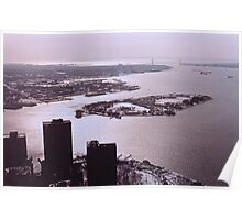 World Trade Center View 3 Poster