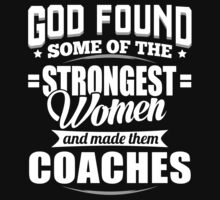 Strongest Coaches T-shirt by musthavetshirts