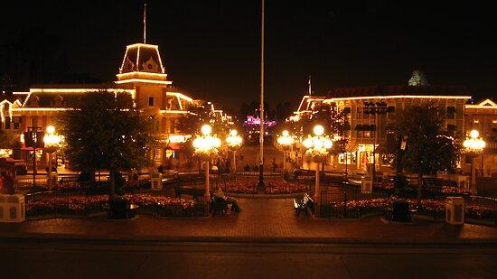 Disneyland by antimony