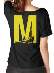 MDNA Women's Relaxed Fit T-Shirt