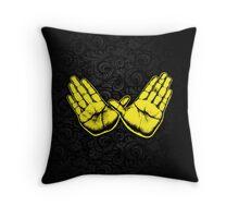 Wu Represent Throw Pillow