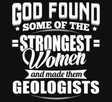 Strongest Geologists T-shirt by musthavetshirts