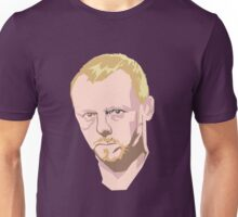 Simon Pegg Unisex T-Shirt