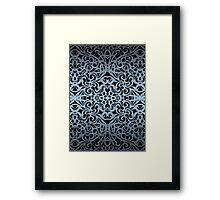 Baroque Style Inspiration Framed Print