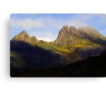 Cradles of Time- Cradle Mountain National Park, Tasmania, Australia Canvas Print