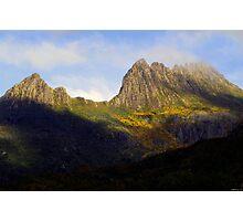 Cradles of Time- Cradle Mountain National Park, Tasmania, Australia Photographic Print