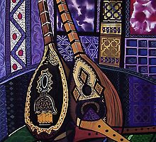 Instruments of Peace by rasama