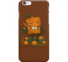 The Pumpkin Log iPhone Case/Skin