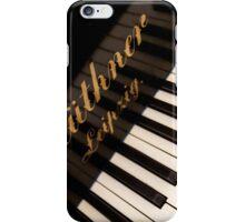 Grand Piano iPhone Case/Skin
