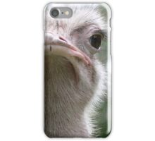 Who you lookin' at? iPhone Case/Skin