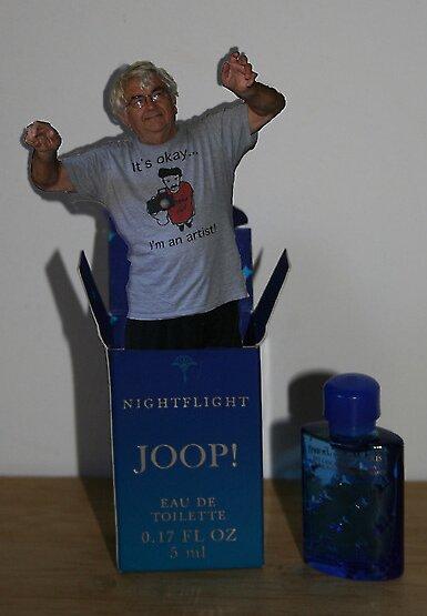 My name is Joop! MrJoop by Ozcloggie