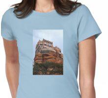 Rock Palace (Dar Al Hajar)  Womens Fitted T-Shirt