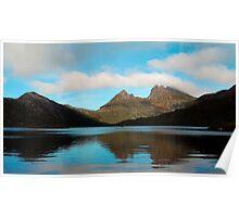 Reflections Through Time - Cradle Mountain, Tasmania Poster