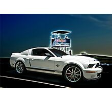 2014 Shelby Cobra Mustang GT500 'Super Snake'  Photographic Print