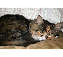 Sleeping Princess Photographic Print