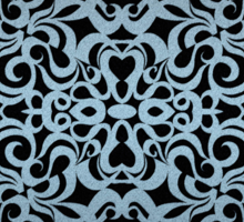Baroque Style Inspiration Sticker