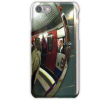Scene from the London Underground 2 iPhone Case/Skin