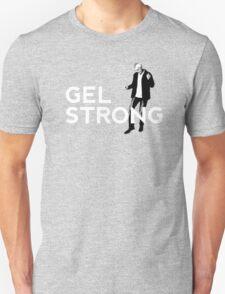Gel Strong - Grey Tee T-Shirt