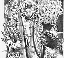 """Vow of Vengeance"" by Treborus"