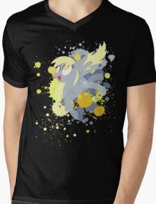 Derp Derp Splat! Mens V-Neck T-Shirt