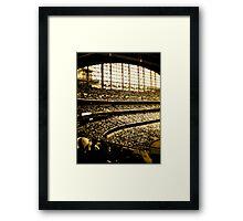Miller Park Framed Print