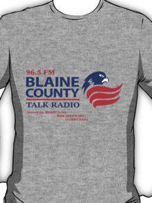 Blaine County Talk Radio T-Shirt