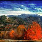 Eagle Crag MIndscape by Wayne King