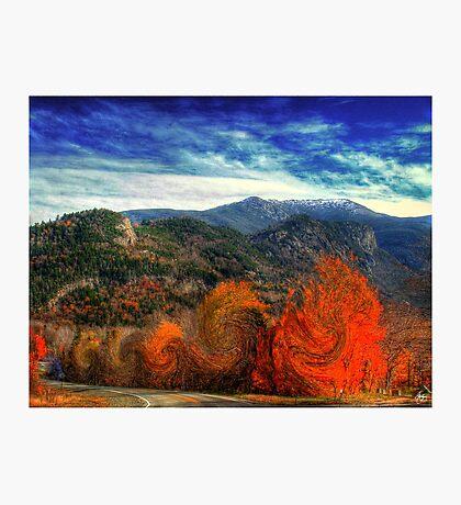 Eagle Crag MIndscape Photographic Print