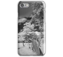 All Saints' Churchyard iPhone Case/Skin