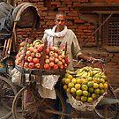 Kathmandu, Nepal  6889 by Mart Delvalle