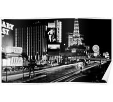 """Vegas Strip"" Poster"